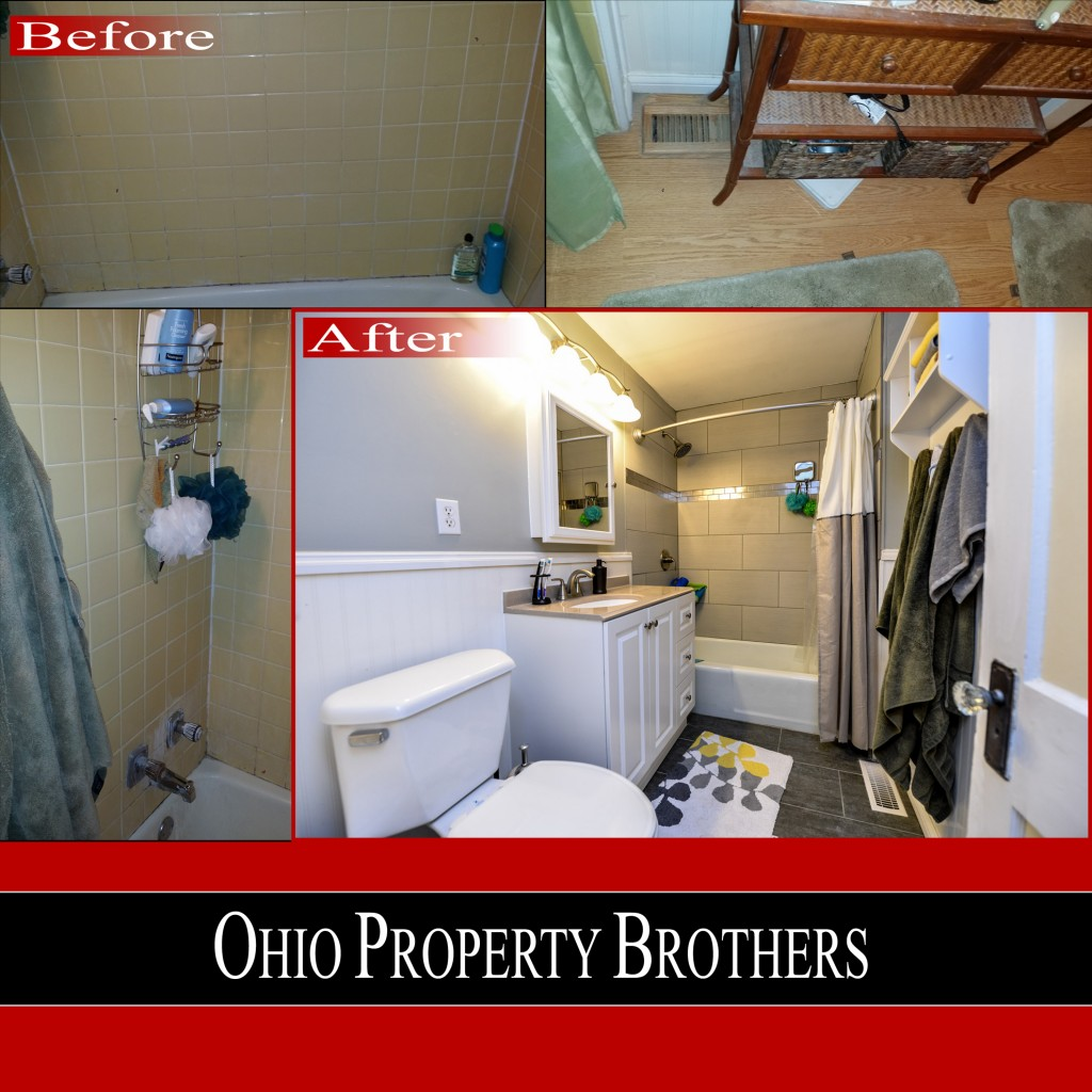 Ohio Property Brothers Remodeling Bathroom Columbus Ohio