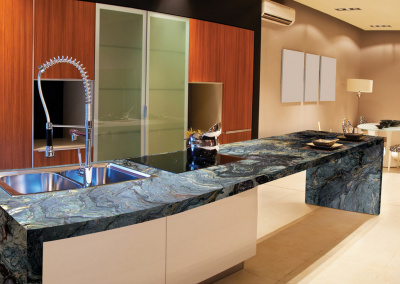 Quartzite Counter