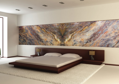 Quartzite Headboard