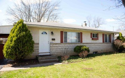Flip in North Columbus is on the market! 3BR/2BA $129,900
