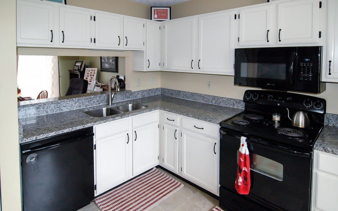 Countertop Upgrades : Kitchen countertop granite upgrade by Ohio Property Brothers Rock ...