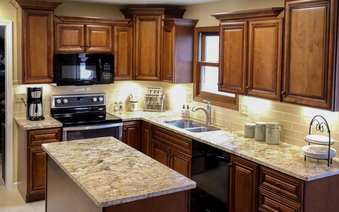 Complete kitchen makeover in Dublin! - Ohio Property Brothers