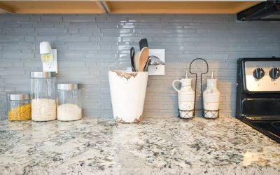 Blue Nile granite