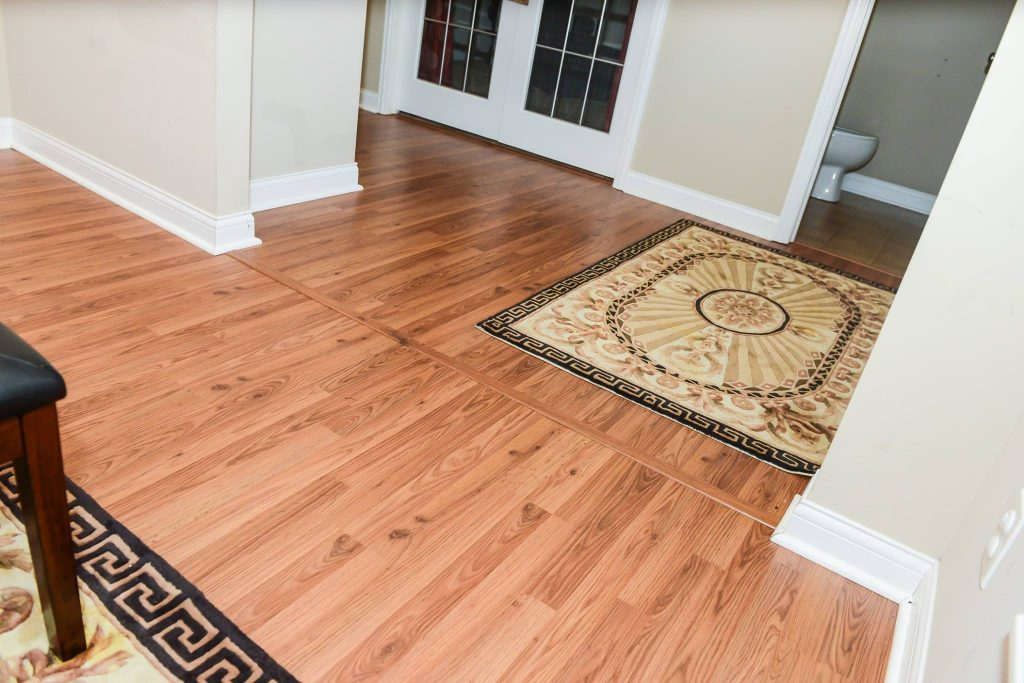 Out with carpet in with laminate ohio property brothers - How long does laminate flooring last ...