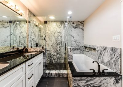 Granite Shower by Ohio Property Brothers-1