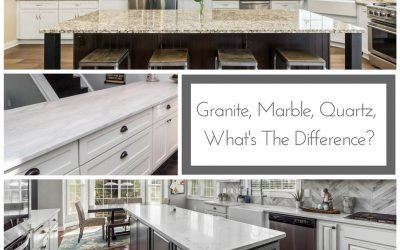 Granite, Marble, Quartz—What's The Difference?